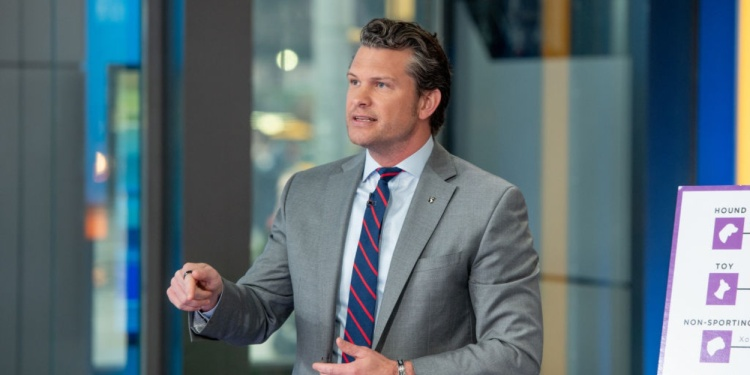 Who is Pete Hegseth's Current Wife?
