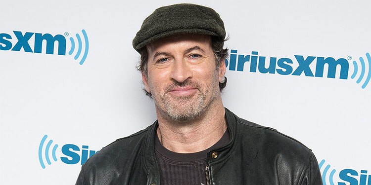 Who is Scott Patterson Married To?