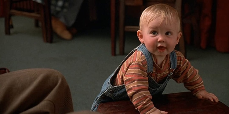 The Baby from 'Baby's Day Out' Today