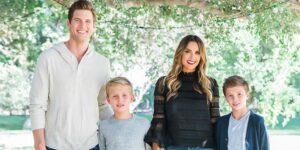 Ryan McPartlin Family