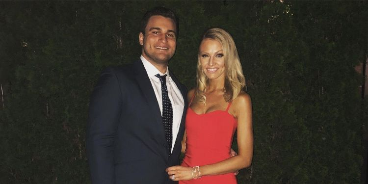 Who is Peter Buchignani's Wife?