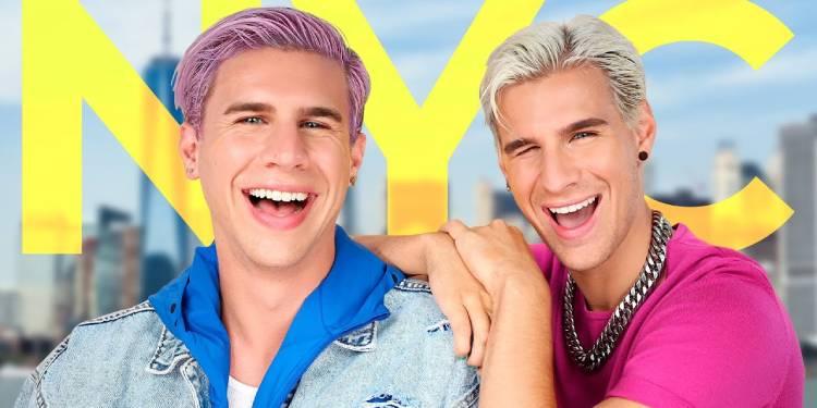 Are Brad Mondo and Eric Mondo Twins?