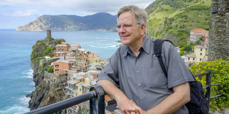 Is Famous TV Personality, Rick Steves Gay?
